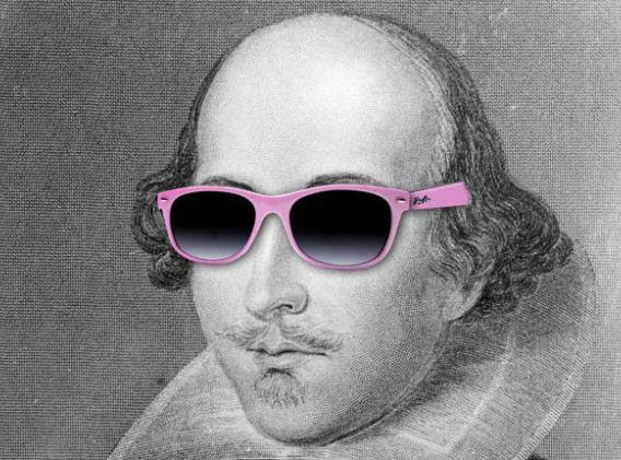 Co krytyk widział w Shakespearze