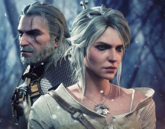Ciri jest czarna, a Geralt była kobietą