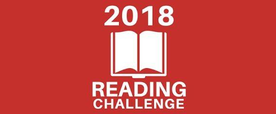 Cel w Goodreads Challenge 2018 osiągnięty!