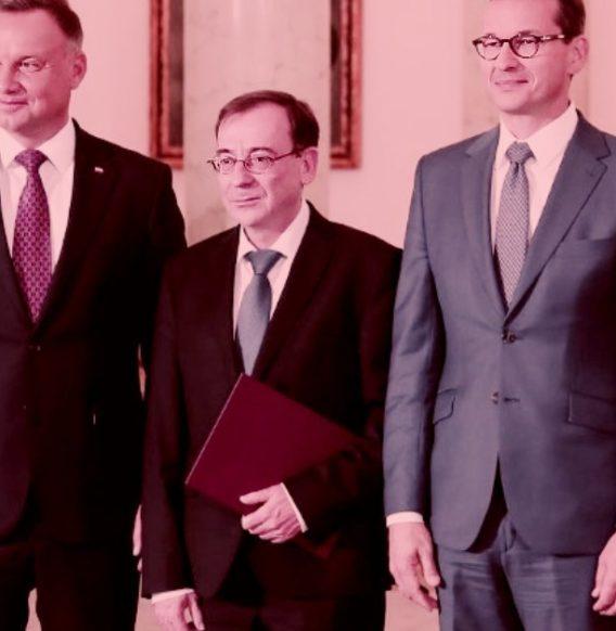 Kamiński szefem Polskiej Policji?!