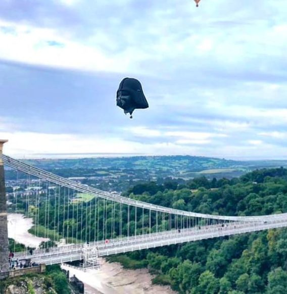 Darth Vader jest… balonem?