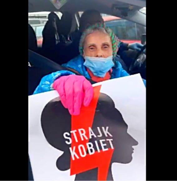 Strajk Kobiet 2020 w Warszawie